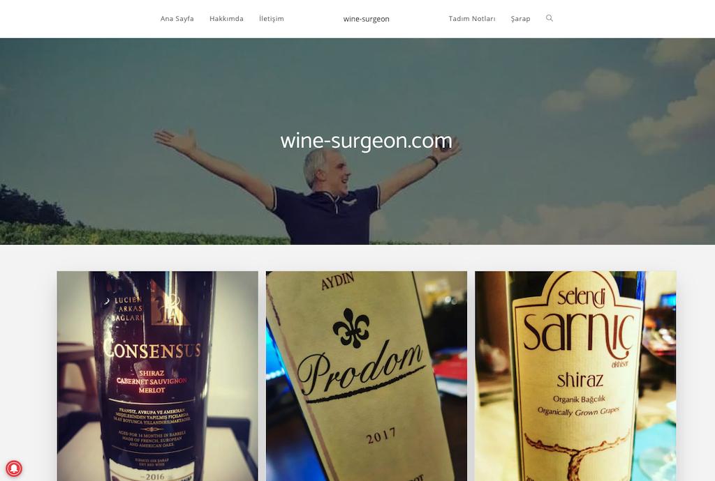 Wine Surgeon